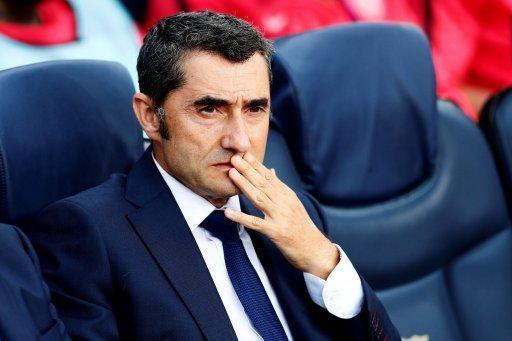 🇪🇸At half-time in the Copa Del Rey, Valencia lead Barcelona 2-0!