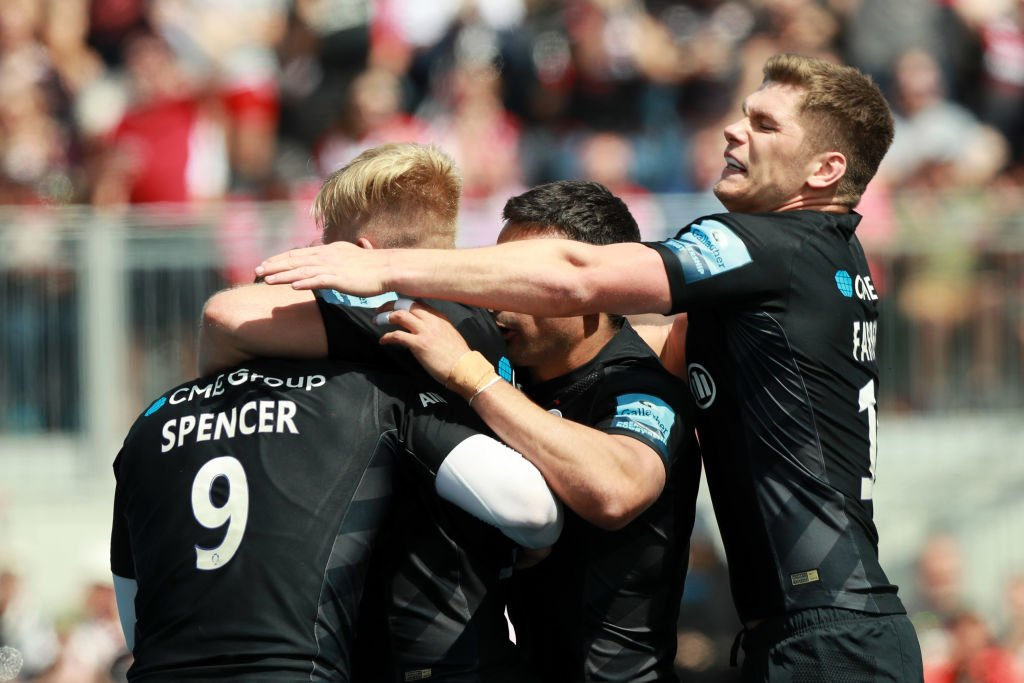 test Twitter Media - Premiership final confirmed 👊  Exeter 🆚 Saracens  📆 Saturday 1st June 🕑 2pm 📺 BT Sport 1 HD and 4K UHD  Bring. It. On. 🍿 https://t.co/5ArcFYd6lf