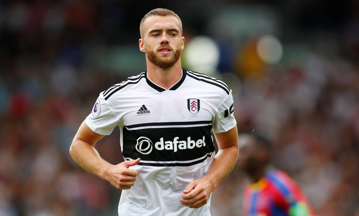 Calum Chambers has been voted Fulham's Player of the Season by the club's fans.  Congratulations, @CalumChambers95! #afc <br>http://pic.twitter.com/5xKPGof0rl
