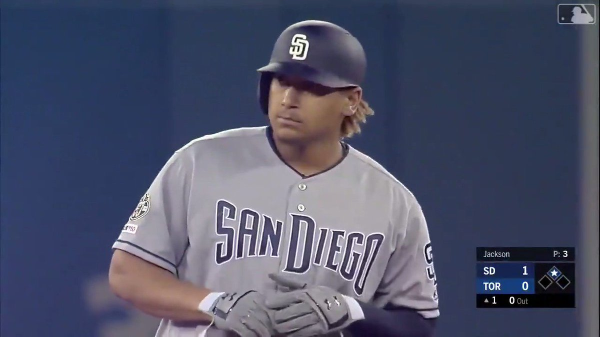 Josh Naylor gets his first career MLB hit and RBI
