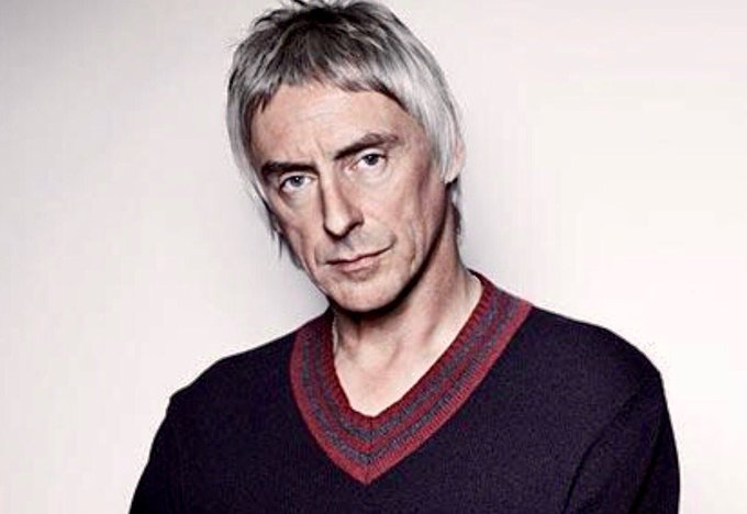 Happy birthday to Paul Weller.