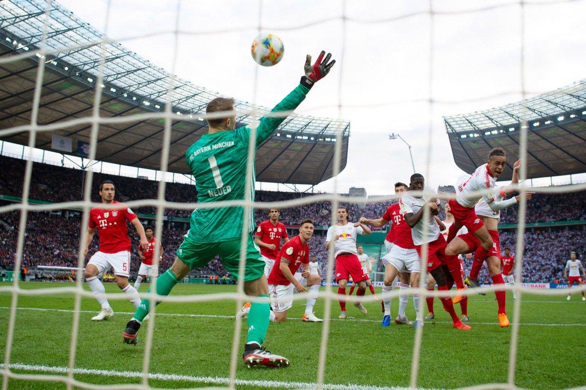 РБ Лейпциг - Бавария 0:3. Дубль для Нико Ковача, гениальность Нойера и Левандовски - изображение 2