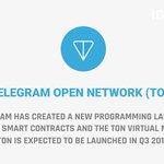 Image for the Tweet beginning: Telegram has created a new