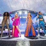 Image for the Tweet beginning: OMG, gossip: The Spice Girls