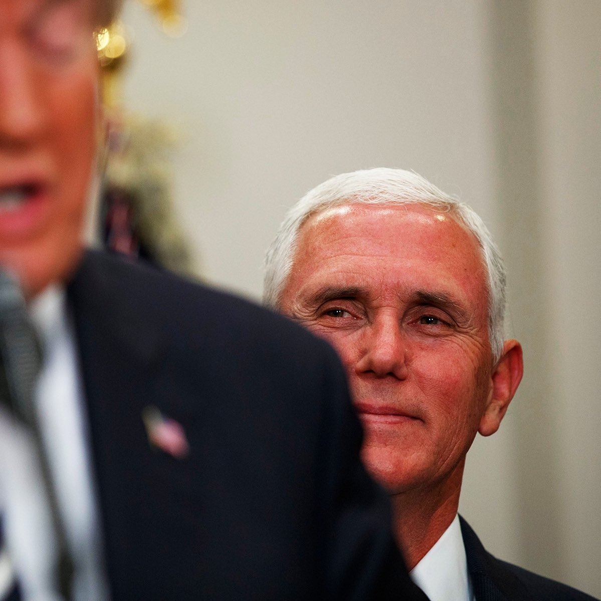 I'll ask again...  What.   THE FUCK.   Does Mike Pence do? <br>http://pic.twitter.com/XAAWDw58jb