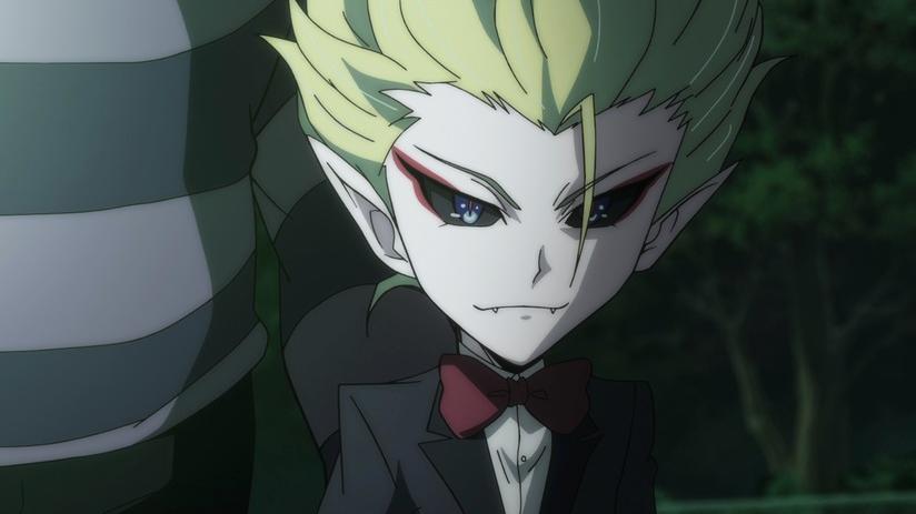 アニメ第1期とはほぼ別人のような姿の6期のラ・セーヌ。どのような能力を持っているのかすごく気になる。 #ゲゲゲの鬼太郎