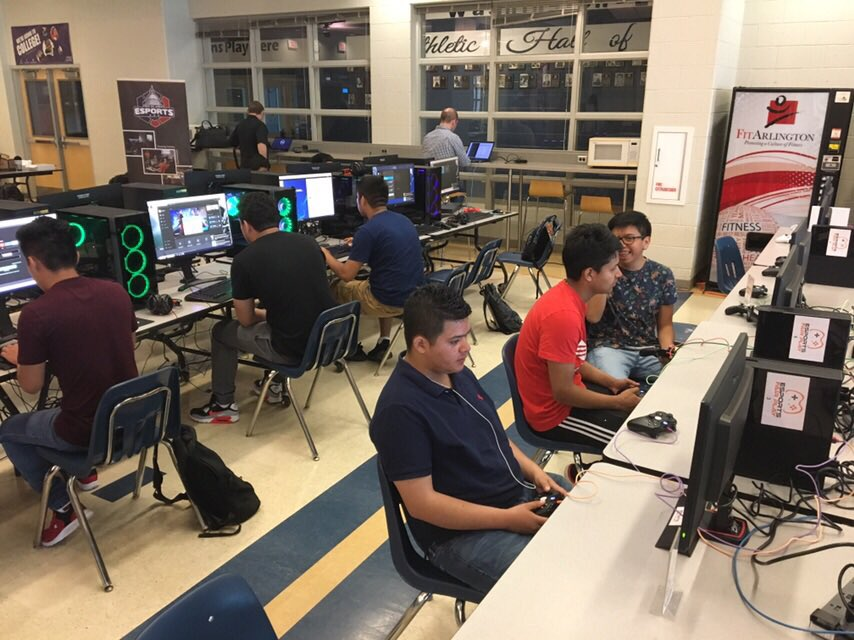 RT <a target='_blank' href='http://twitter.com/WLHSAthletics'>@WLHSAthletics</a>: Hosting our 1st Esports competition today. Off to a good start. <a target='_blank' href='http://twitter.com/GeneralsPride'>@GeneralsPride</a> <a target='_blank' href='http://twitter.com/APSVirginia'>@APSVirginia</a> <a target='_blank' href='https://t.co/WYIa38u7qd'>https://t.co/WYIa38u7qd</a>