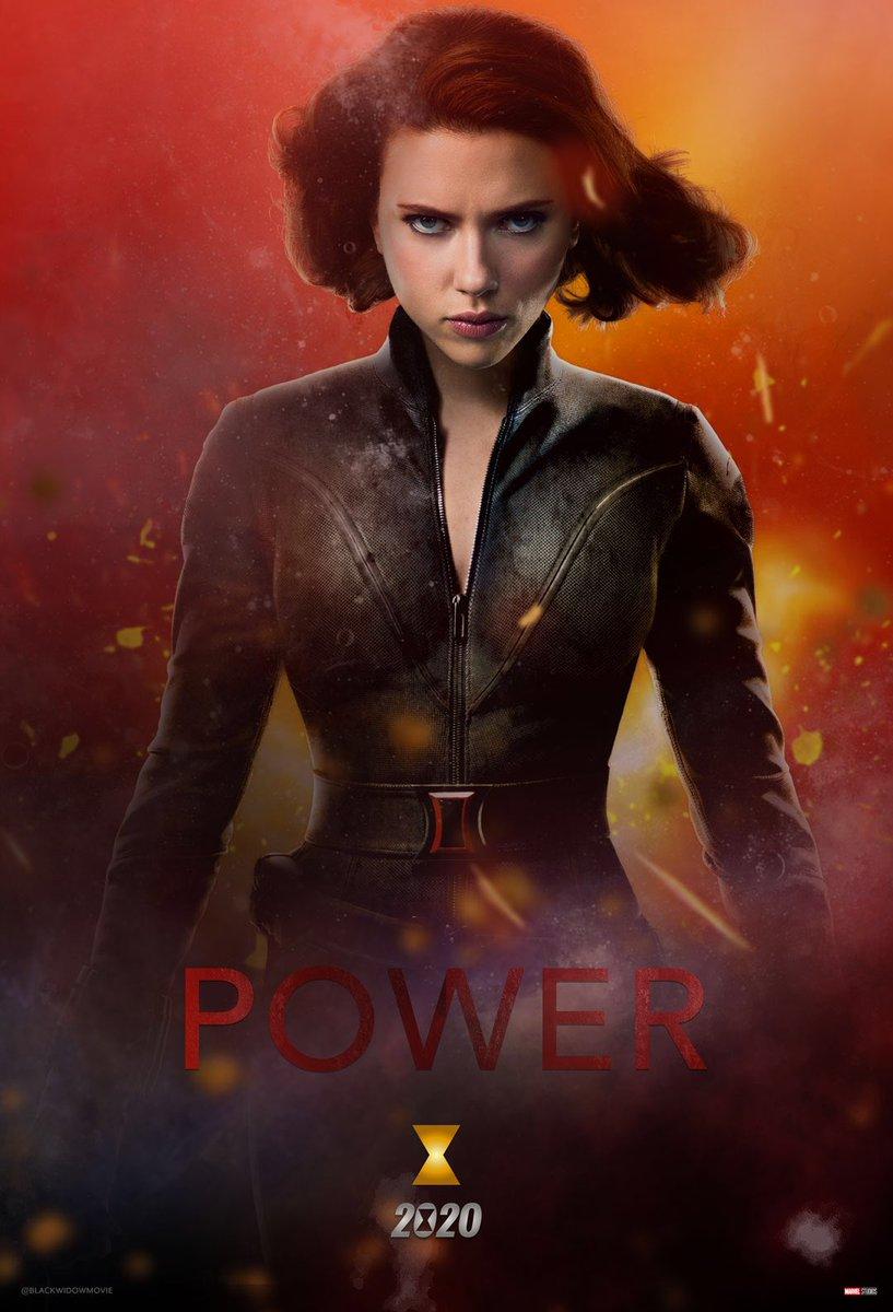 Black Widow Movie Source On Twitter Power Soul