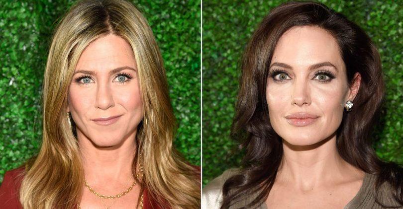 Who&#39;s better actress ?  - Jennifer Aniston - Angelina Jolie <br>http://pic.twitter.com/ChA7L6hiLJ