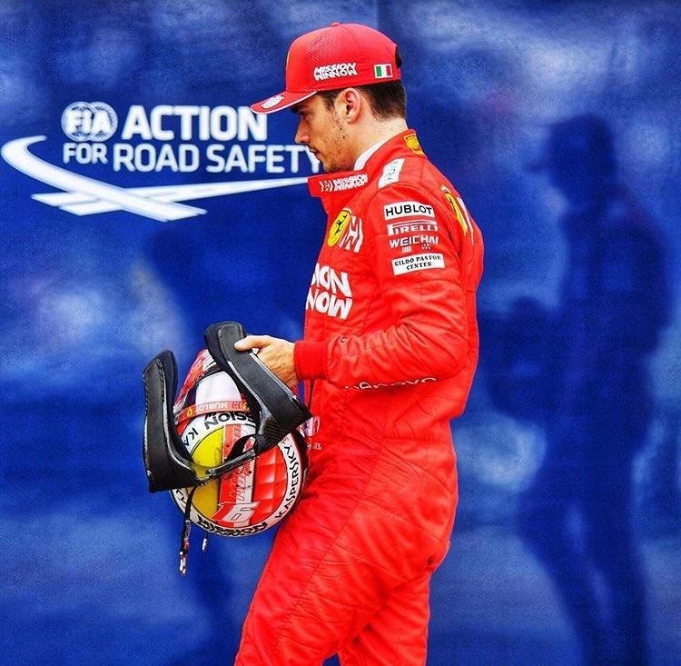 Charles Leclerc BR 🇧🇷's photo on #F1noSporTV
