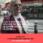 Image for the Tweet beginning: Ce soir, LE PIGALLE, une