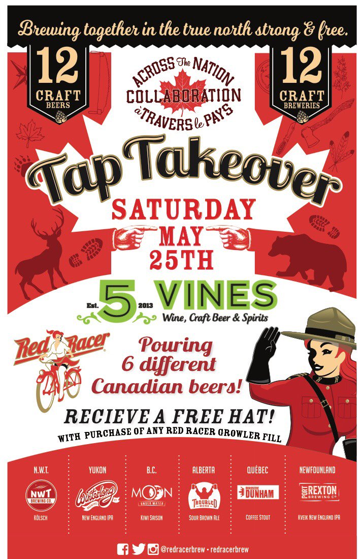 Big day at our Keynote store today! Come sample some amazing Canadian beers peeps! #yycbeer #canadacraftbeer