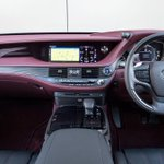 Can you name the Lexus models these interiors belong to?