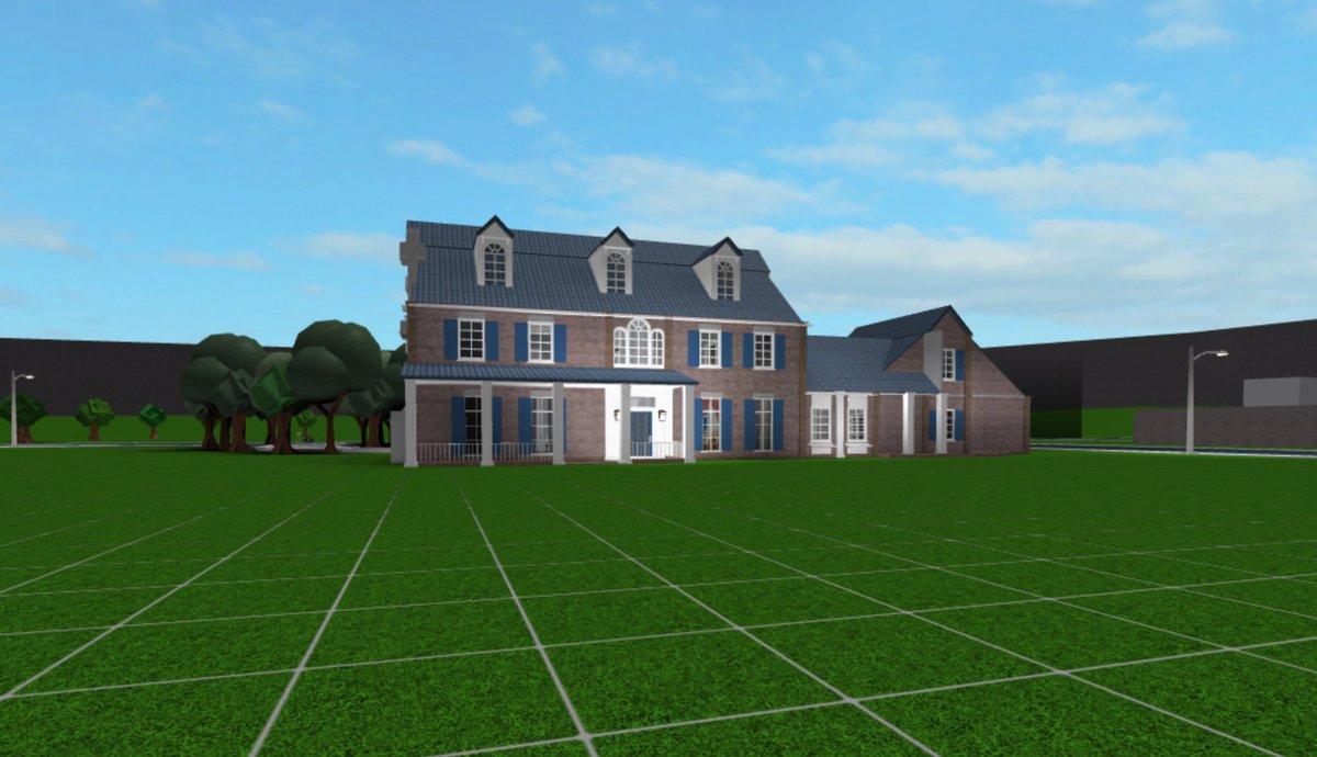 20k Aesthetic House Build Bloxburg Roblox Robux Generator Free