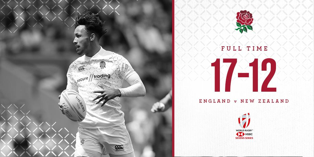 test Twitter Media - HSBC #London7s 🇬🇧  England have wrapped up Day 1 with an impressive win against New Zealand: https://t.co/ubjXhlb7k0 https://t.co/cCCL1jp6rF