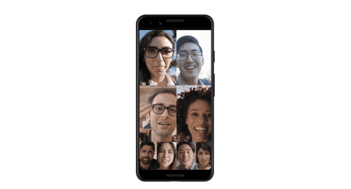 #AppleInc #Consumerelectronics How to group video chat on between iPhones and Android phones - CNBC  http:// dlvr.it/R5Q540  &nbsp;  <br>http://pic.twitter.com/KwMS6z8tjE