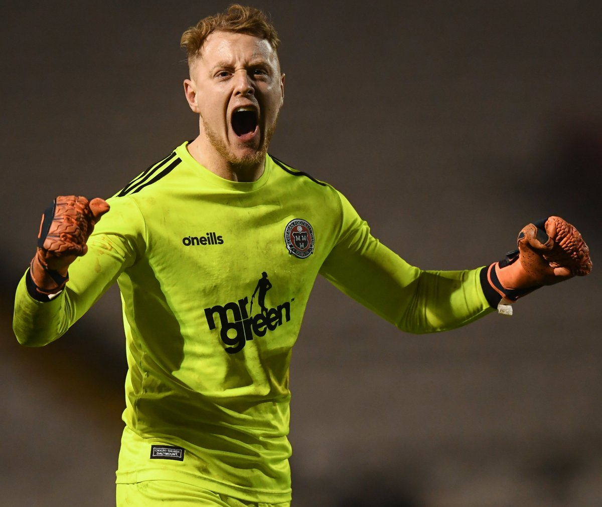 Congratulations to #Bohs No 1 James Talbot who has been called up by Ireland manager Mick McCarthy for the upcoming European qualifiers against Denmark and Gibraltar.   @sportsfile<br>http://pic.twitter.com/qoqE25OGz0
