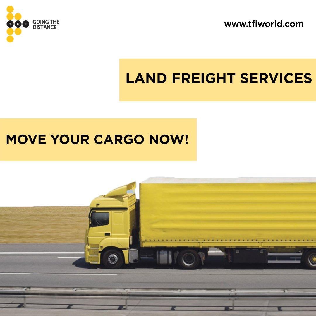 Total Freight International - @dxbTFIworld Twitter Profile and