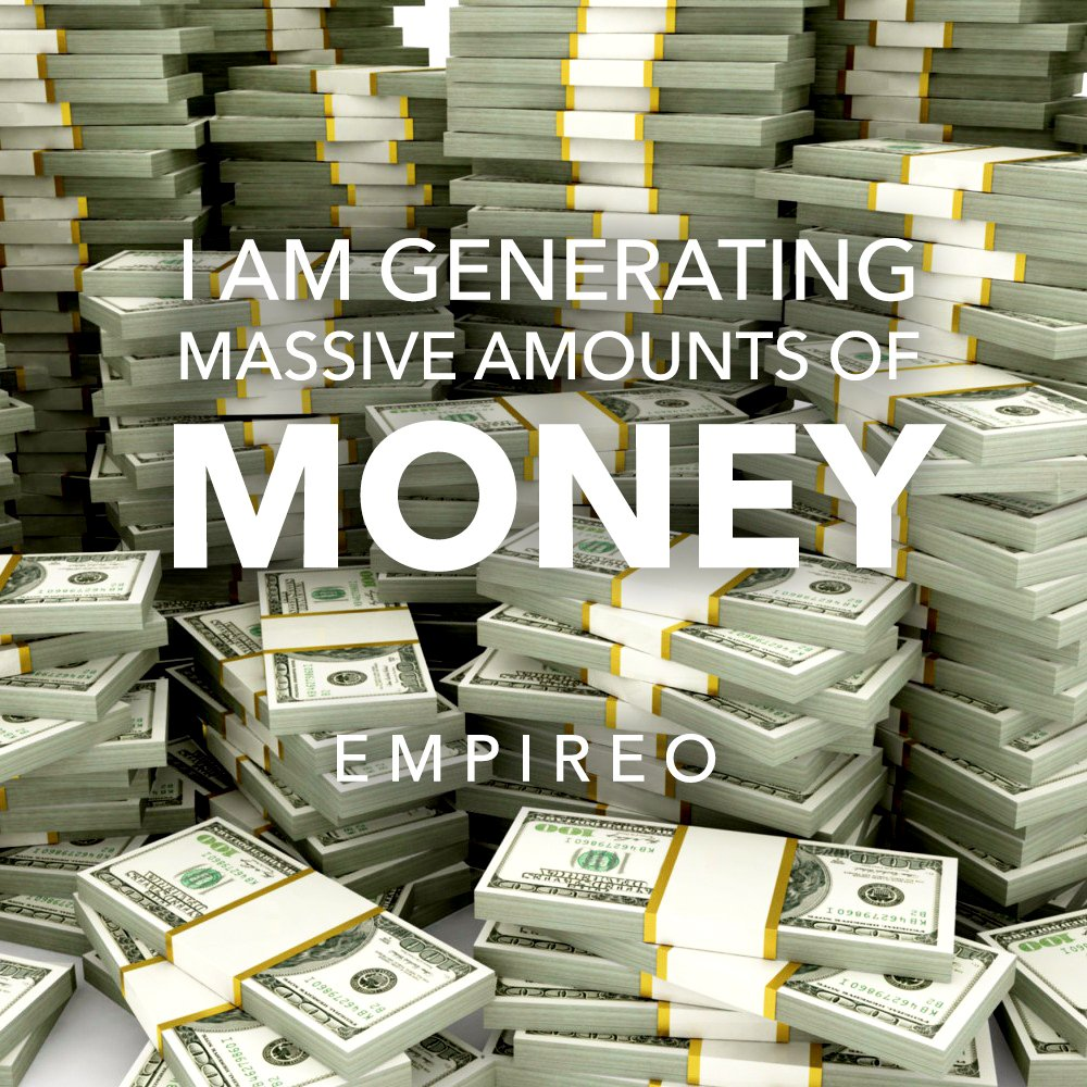 """You are #GENERATING MASSIVE AMOUNTS of #MONEY  """"QUANTUM LEAP TO MILLIONAIRE""""💰💎 ▶️ I want to know more about the program https://empireoquantumleap.com/  #MILLIONAIREMINDSET #MILLIONAIRE #BILLIONAIRE #LUXURY #LUXURYMANSIONS #LUXURYCAR #EMPIREO"""