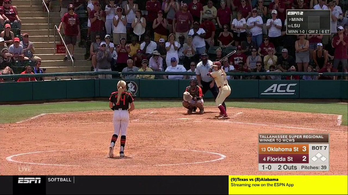 NCAA Softball's photo on #WCWS