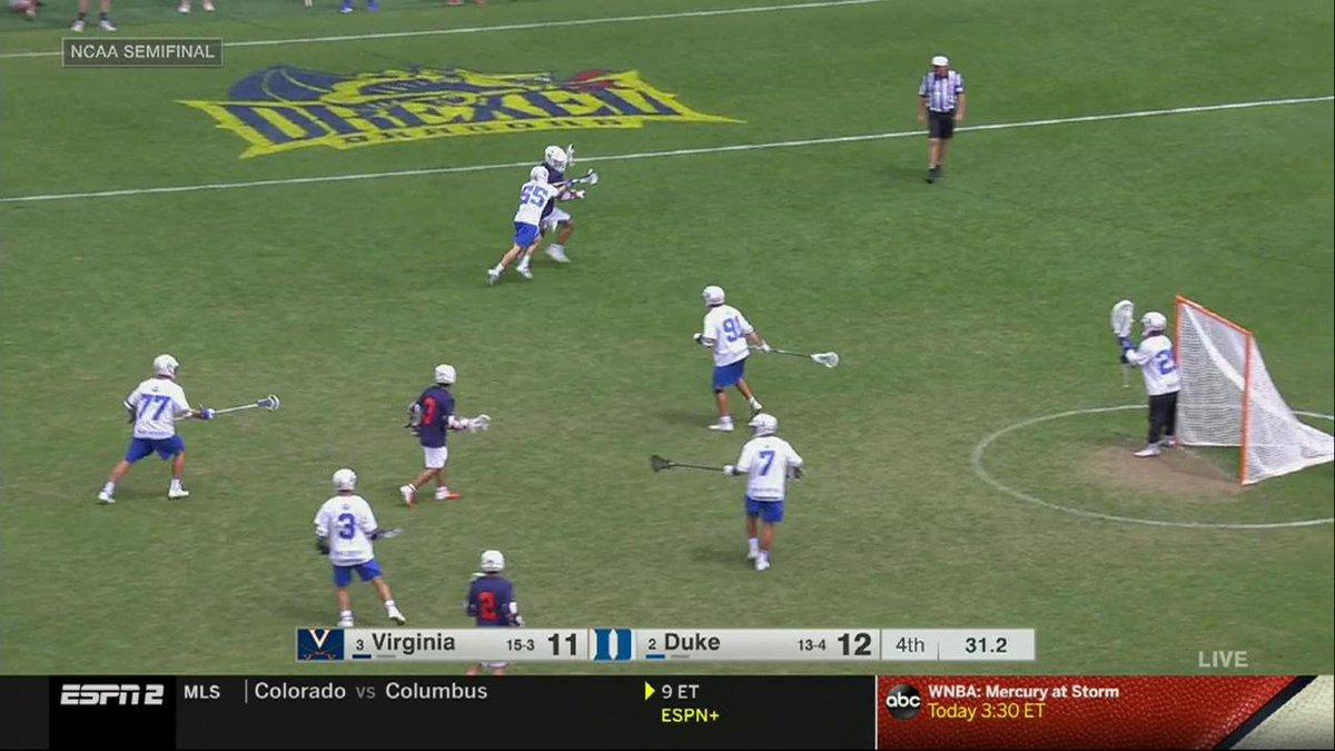 NCAA Lacrosse's photo on ian laviano