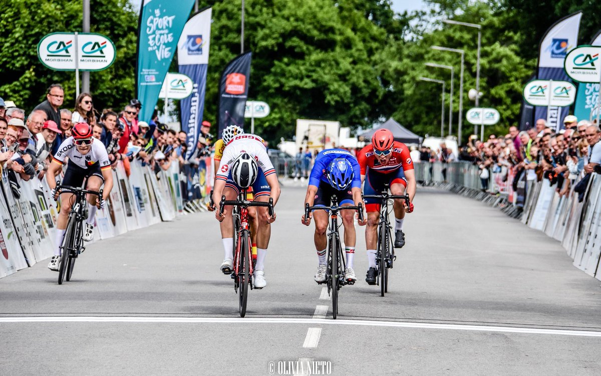 On the back foot most of today, having a hard day riding to bring the breaks back. Extremely close here but settled for 2nd - 2 more stages, we will fight for it! #ridleybikes #betough