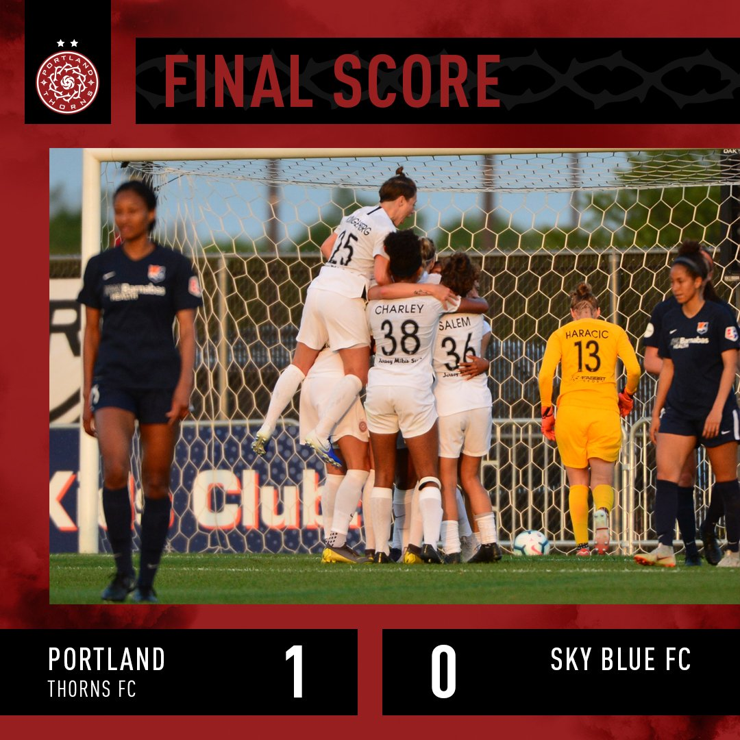Portland Thorns FC's photo on #njvpor