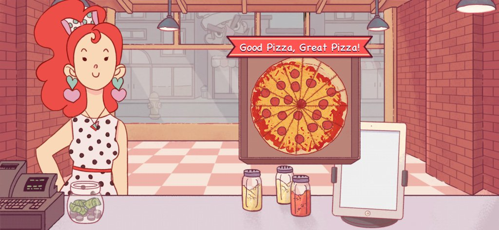 Here's the pizza I made for this customer @kimmyslice247 #GoodPizzaGreatPizza hyperurl.co/pizzagame