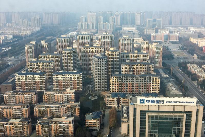 焦点:中国内陸部に「不動産バブル」の長い影、脅かされる繁栄の夢