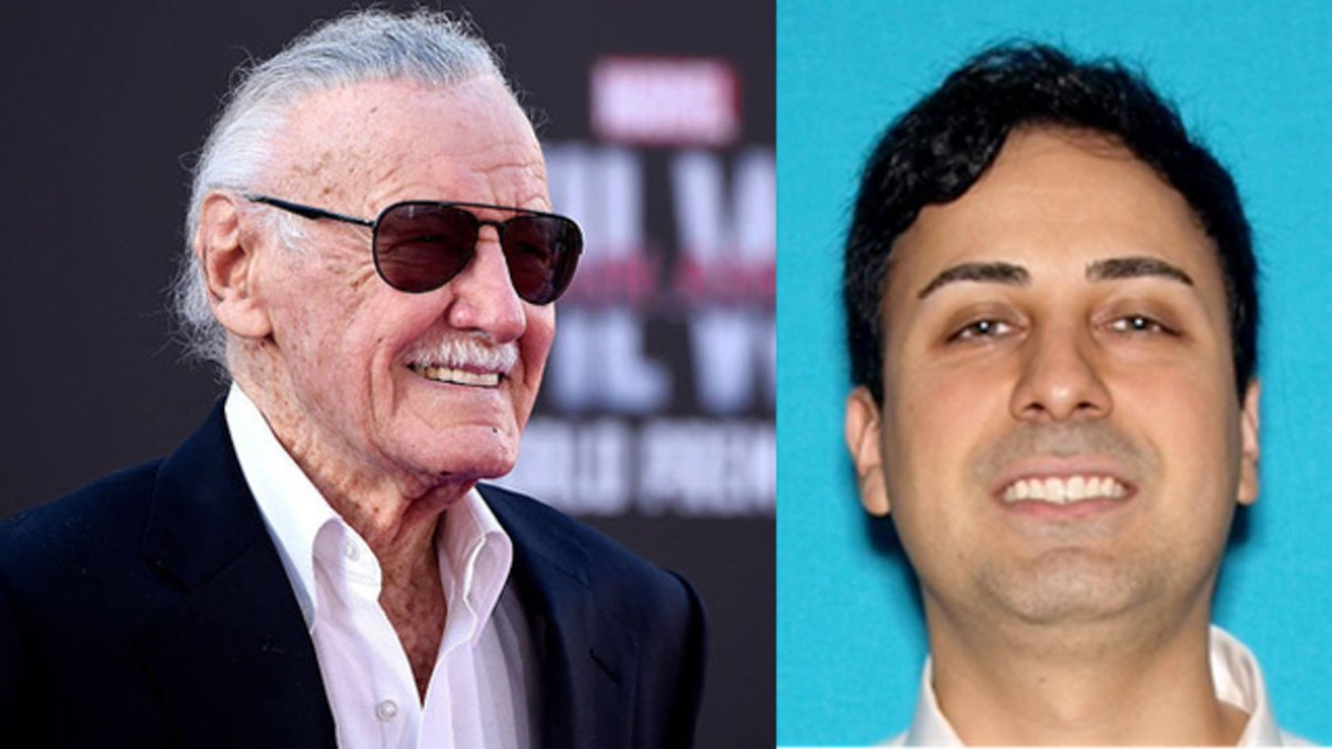 #BREAKING: Stan Lee&#39;s former business manager has been arrested on charges of false imprisonment and elder abuse involving the late Marvel Comics legend.  http:// bit.ly/30MjNaH  &nbsp;  <br>http://pic.twitter.com/f8VBUHCGTk