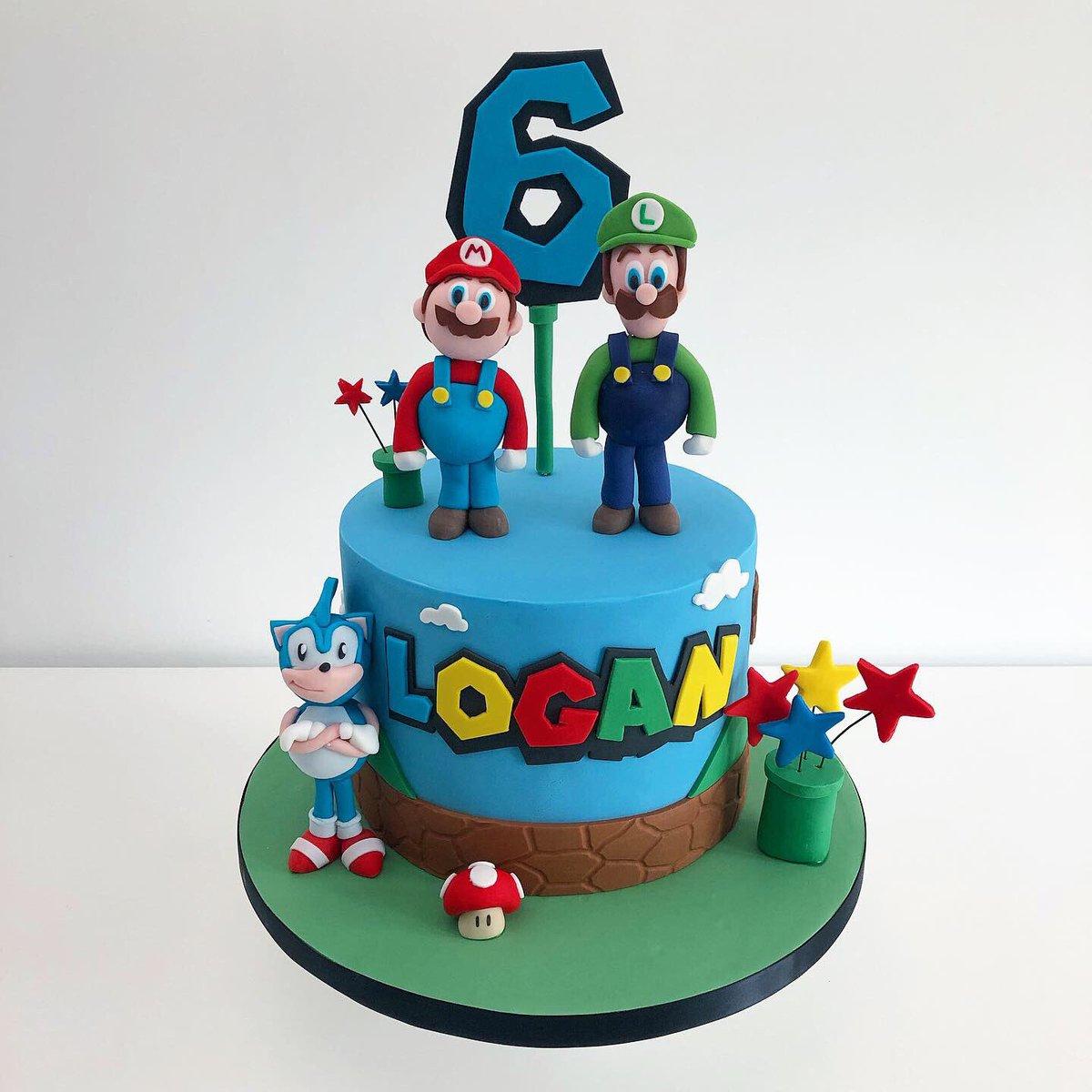 Prime Tidbits Treats On Twitter Mario Luigi And Sonic Funny Birthday Cards Online Unhofree Goldxyz