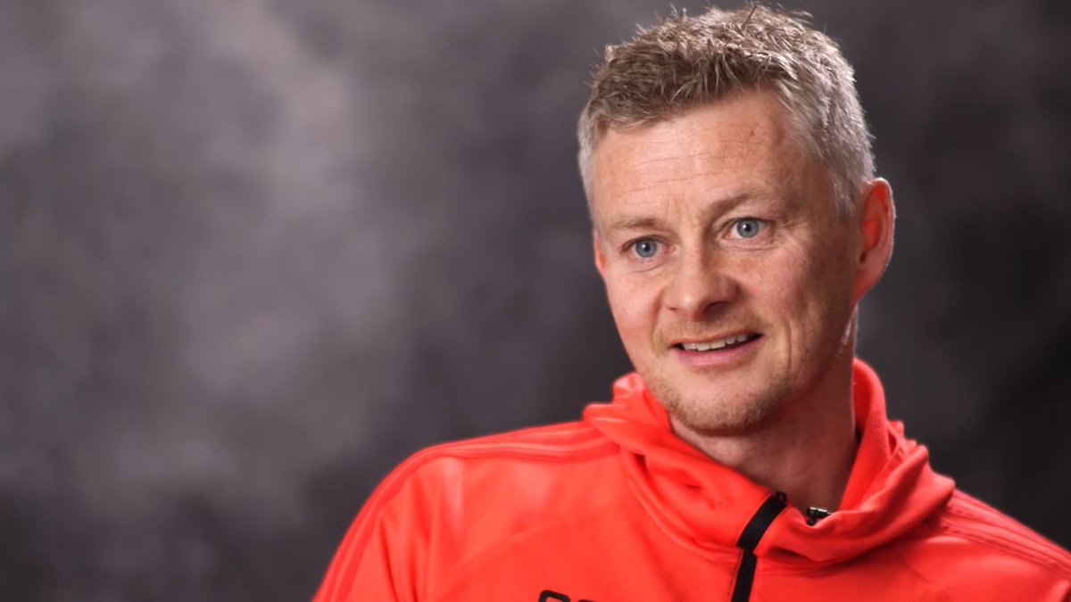 How're you gonna put this guy in charge of a player like De Ligt 😖 he'll fully make Ole look like a world class manager too when he drags United to 2nd