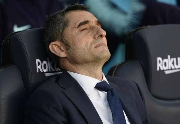 Финал Кубка Испании. Барселона - Валенсия 1:2. Воздушный поцелуй, или Прощай, Вальверде?! - изображение 1