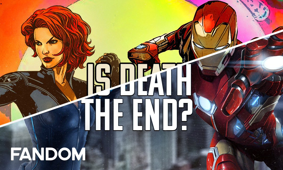 We lost so much in #AvengersEndgame , but is death really the end in #Marvel? @joestarr187 digs into the comics to answer that for you -  http:// youtu.be/pQ_mOQw12SE  &nbsp;  <br>http://pic.twitter.com/dHI8wK6gSM