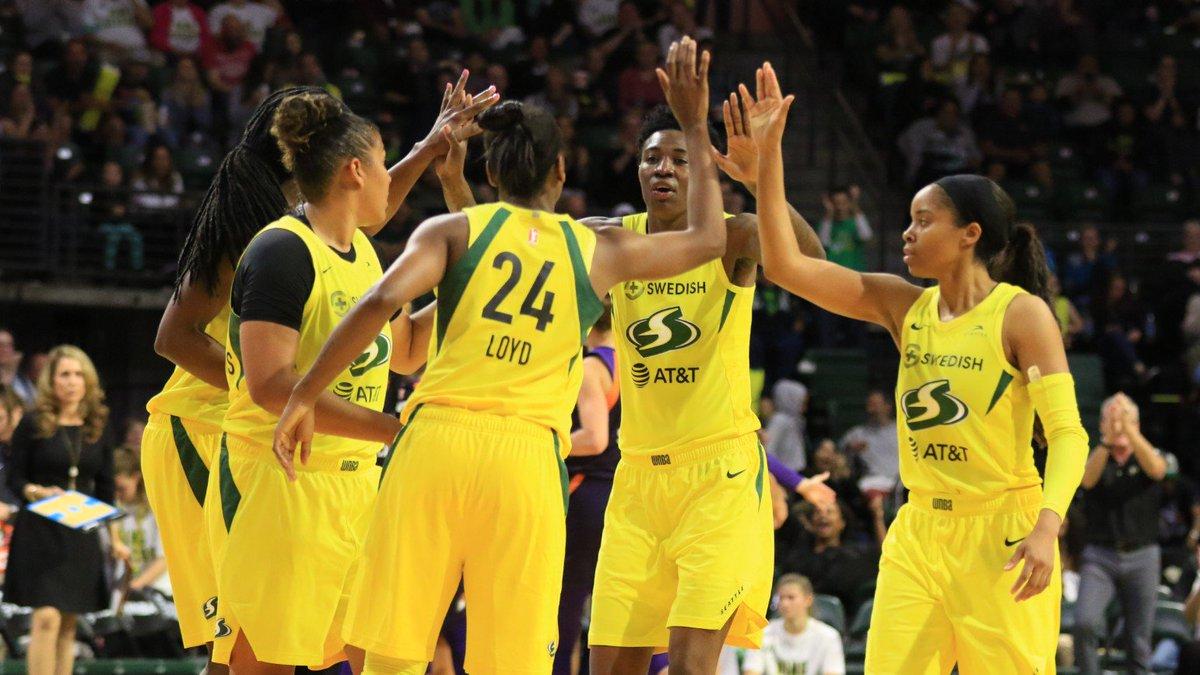 WNBA's photo on Natasha Howard