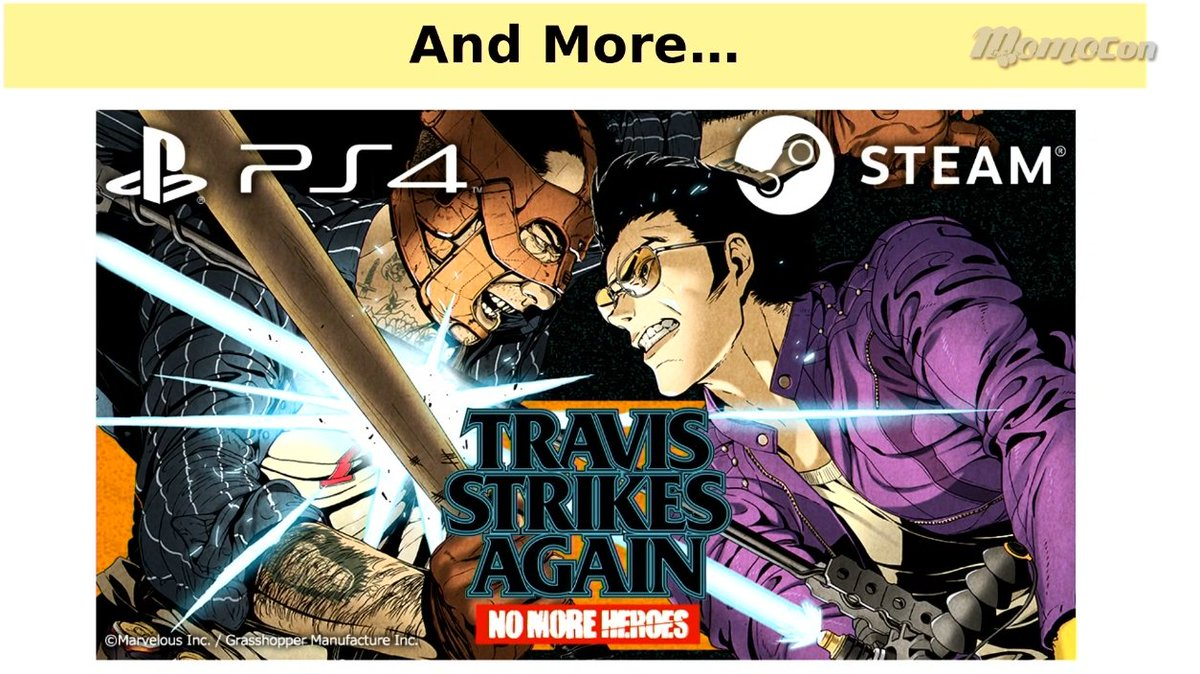 Wario64's photo on Travis Strikes Again