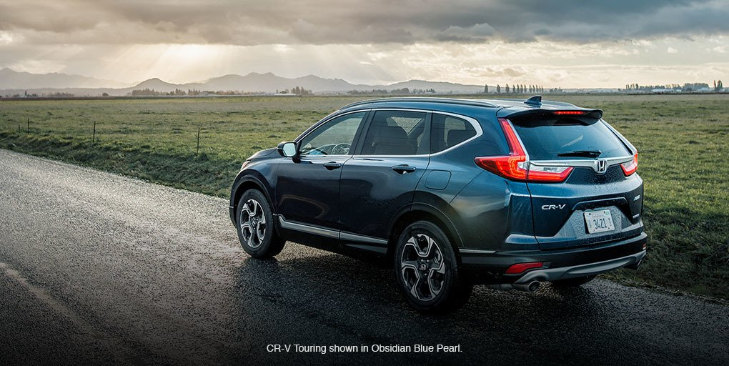 The sky's the limit with the 2019 #HondaCRV! Adaptable and capable for wherever your destination may be.