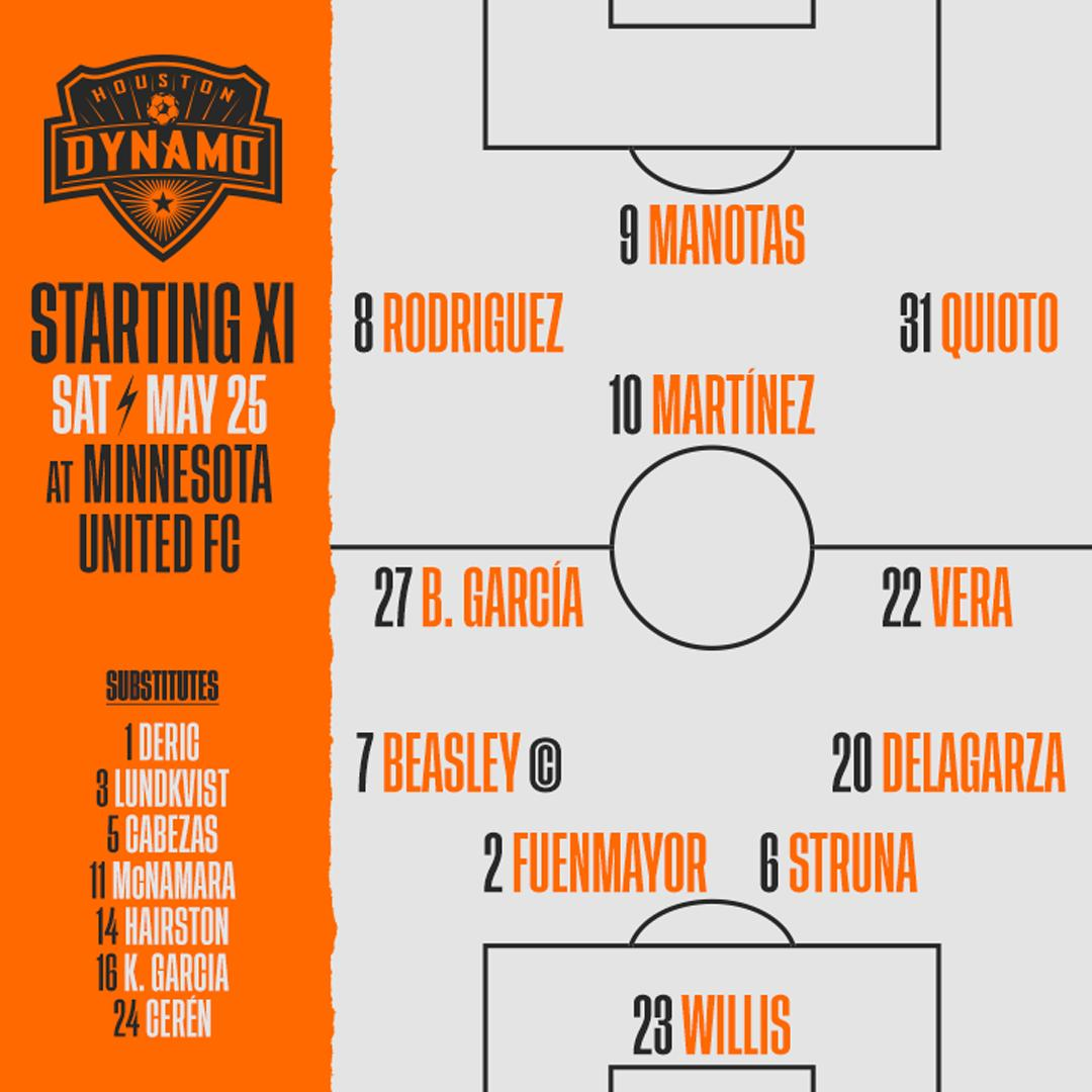 Houston Dynamo's photo on #MINvHOU