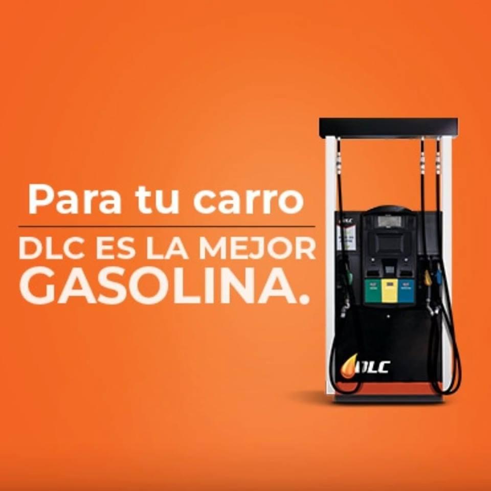 Recuerda para tu carro #DLC El Salvador es la mejor gasolina