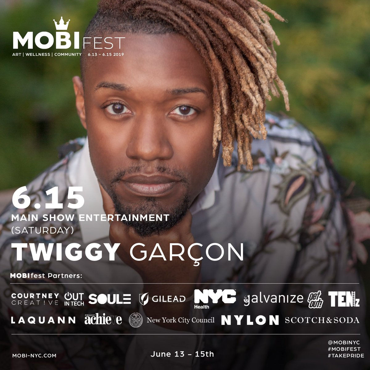 #MOBIfest is LIT! #Ballroom 🏆🙌🏽 Follow the link attached for details on our VIP access 👉🏽 mobi-nyc.com