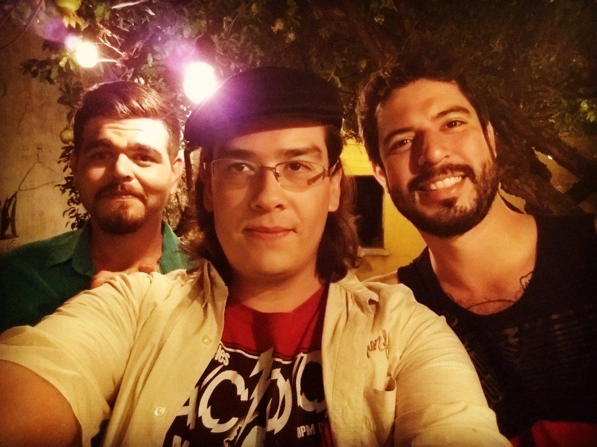 Fun with friends in #cdmx #latinrock #folkrock