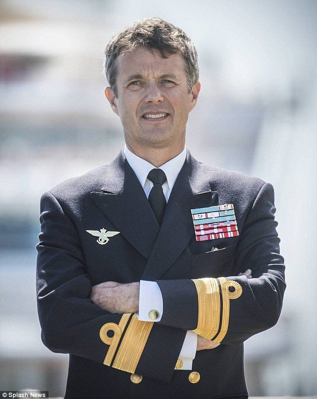 Happy 51th Birthday Crown Prince Frederik of Denmark!