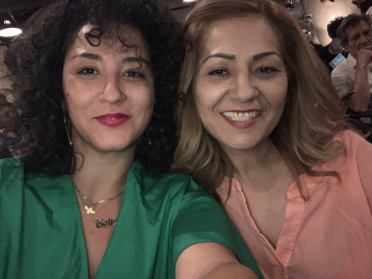 My mom is a u.s naturalized citizen.   Fighting her daughters deportation has been the most transformative experience for her. We are breaking chains starting with us. We will end Xenophobia, homophobia, abortion-Phobia, all the phobias in our family.