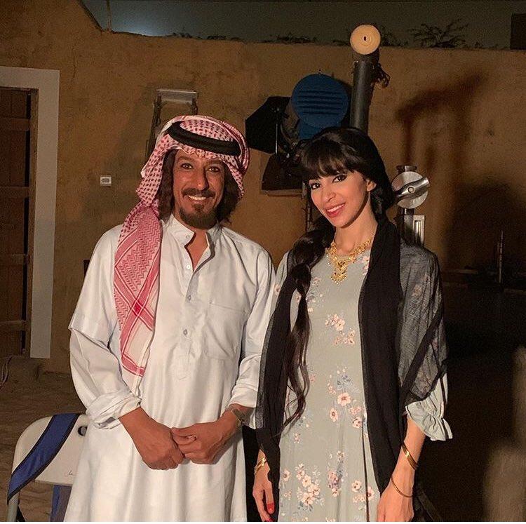فانز العنود سعود V 330 Twitter