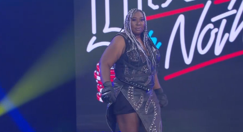 Awesome Kong Returns At Tonight's AEW Double Or Nothing