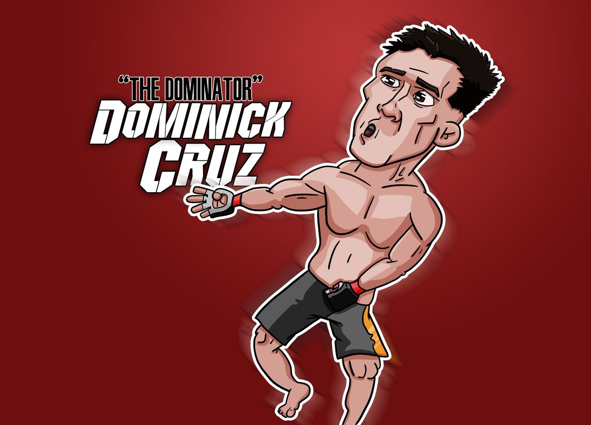 I'm hoping we get another fight from @DominickCruz soon, was really looking forward to the Lineker matchup, just a shame about the injuries. Still the greatest bantamweight in my opinion, such great defensive footwork. #DominickCruz #bantamweights #UFC