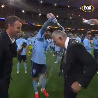 One week ago today! @SydneyFC #ALeagueGF