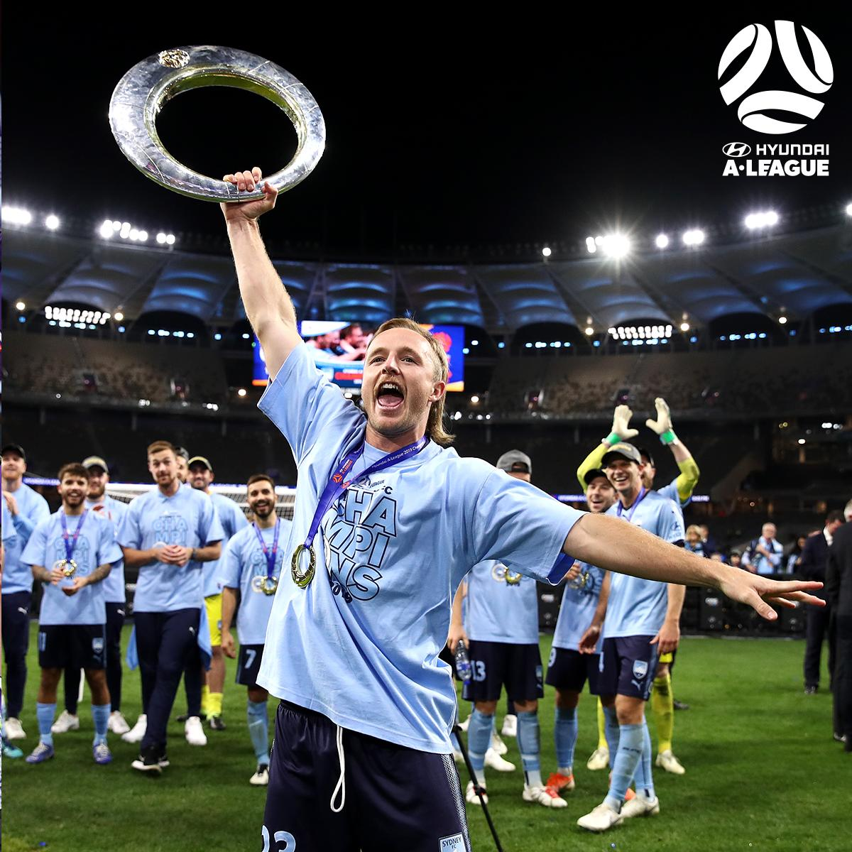 One week ago today!   #ALeagueGF