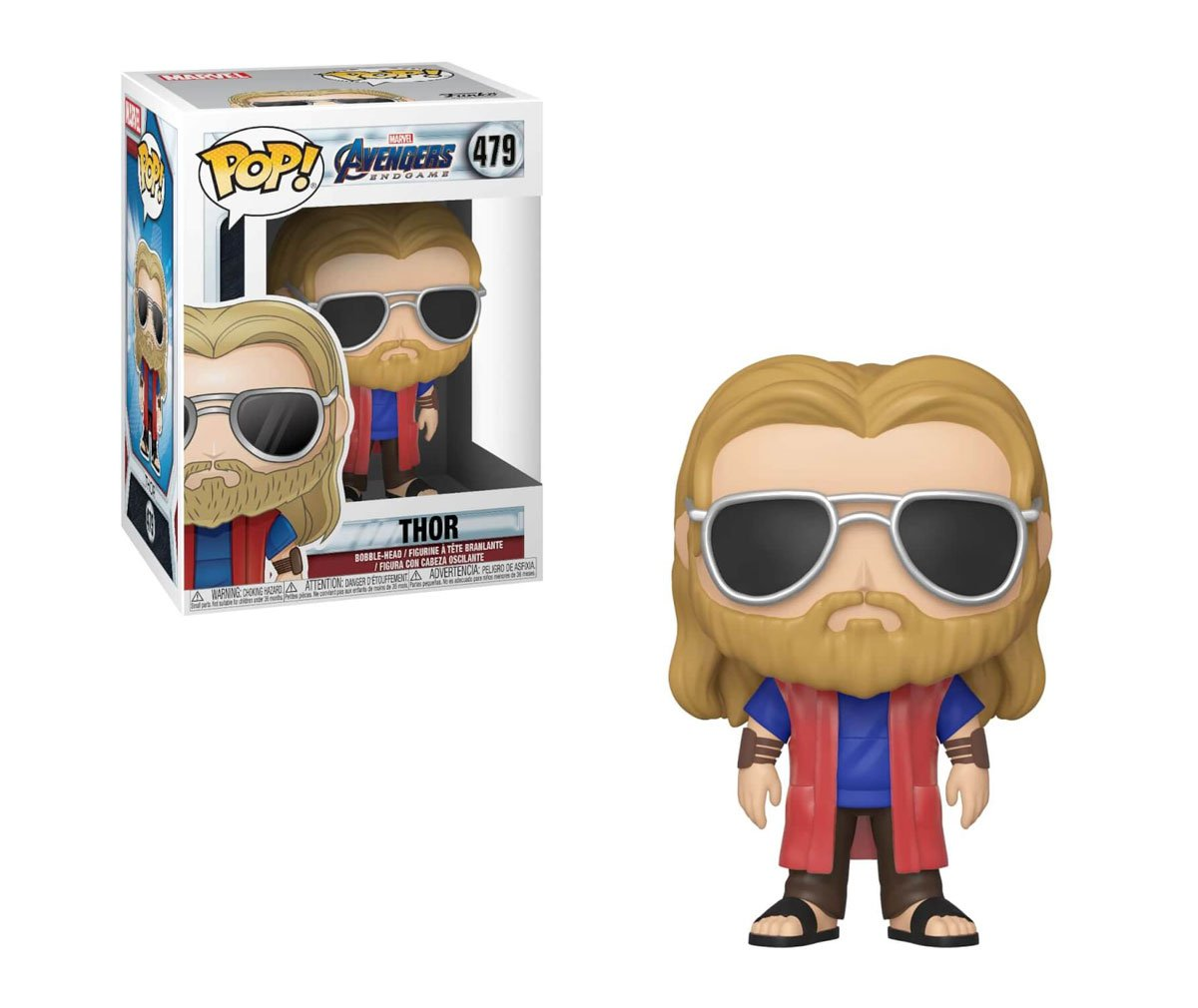 RT & follow @OriginalFunko for a chance to WIN an #AvengersEndgame Thor Pop! #FunkoAvengers #Thor