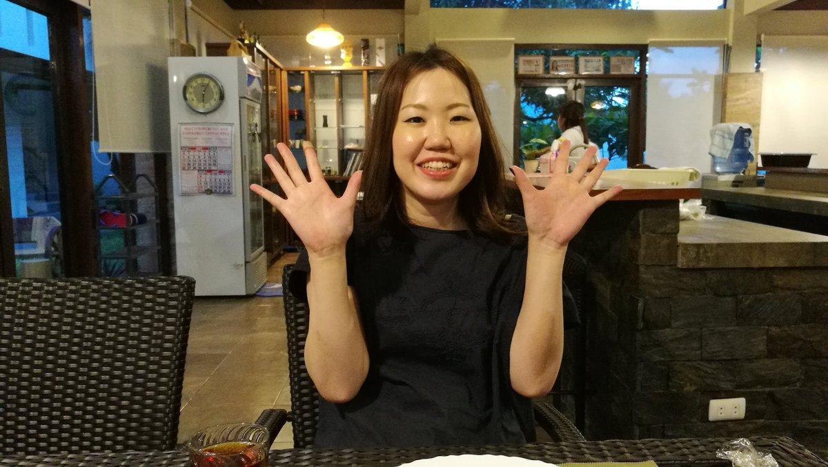 日本から休養を目的に来られたお客さま。友人塾でゆっくりお過ごしください?#フィリピン #留学 #英語 #語学 #体験 #社会人 #友人塾 #定年 #語学学校 #シニア留学 #語学留学 #海外生活 #フィリピン留学 #ホームステイ #インターン #ボランティア #ワーホリ